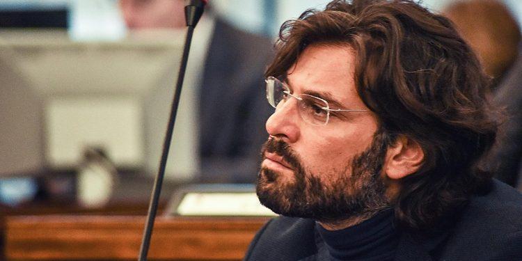 Pierpaolo Pietrucci, consigliere regionale PD